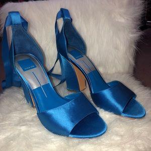 Brand New Dolce Vita Silk Heels